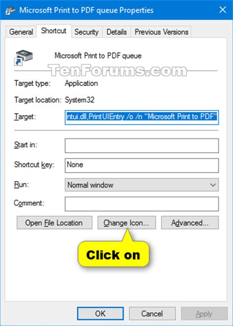 Copenhagen To Queue For Shortcut 6 by Create Printer Queue Shortcut In Windows 10 Windows 10
