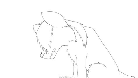 sketchbook anime wolf 120 pages of 8 5 x 11 blank paper for drawing books sad anime wolf drawings howling sketch coloring page