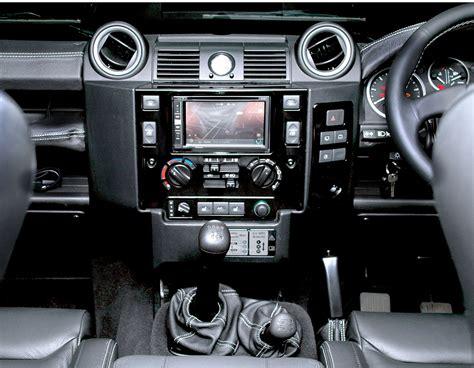 Range Rover Interior Upgrade by Interior Tweaked Automotive