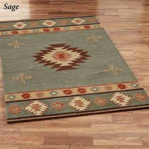 Southwest Area Rug Southwest Area Rugs