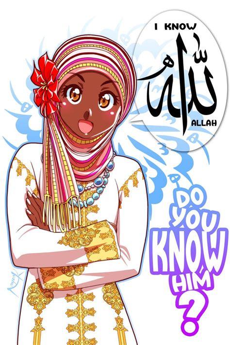 images  anime islamic style  pinterest