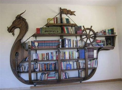 cool bookcases these 12 incredible bookshelves will make you want to be a