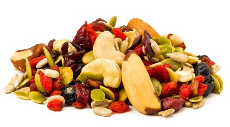 Detox Nuts by Detox Mix Trail Mix Snacks Nuts