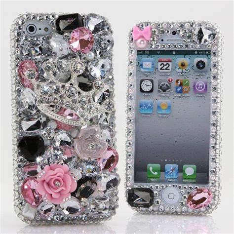 19 best ideas about jeweled phone cases on