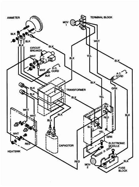 for golf cart key switch wiring diagram wiring diagrams