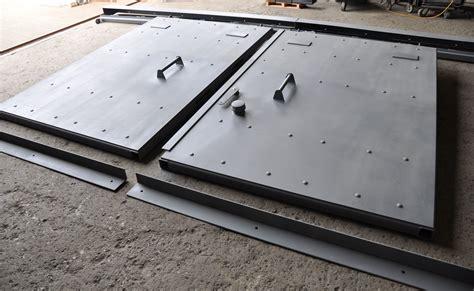 Door Hatch by Heavy Duty Blast Resistant Doors Blast Resistant Hatches