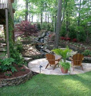 wooded backyard ideas 138 best outdoor landscaping ideas images on