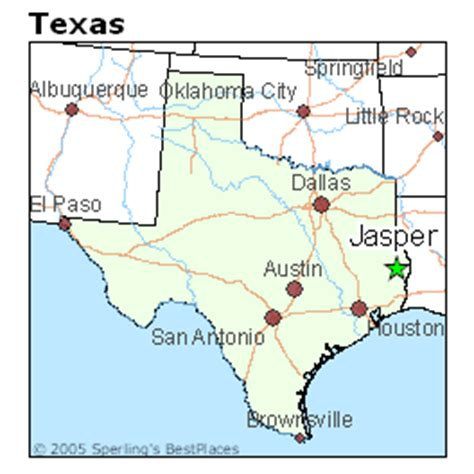 jasper texas map best places to live in jasper texas