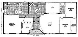 troy floor plans double wide