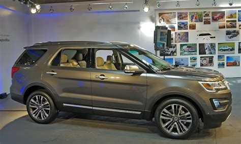Release Date Of 2020 Ford Explorer by 2020 Ford Explorer Concept And Specs 2019 2020
