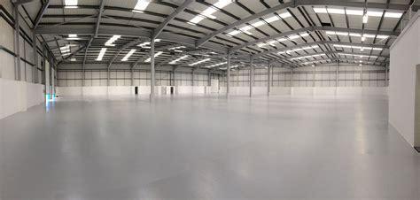 Commercial Floor Coatings   Building & Warehouse Polyurea