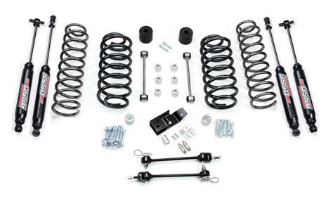 Kit Mixer 9 Potensio Tj tj 3 quot lift kit w 9550 shocks teraflex