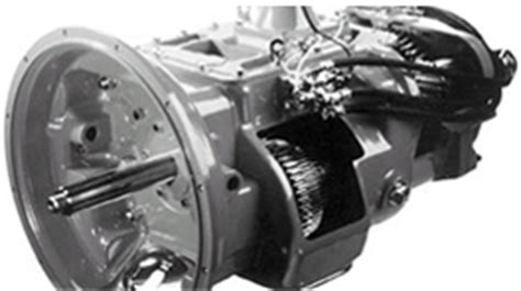 9all Heavy Duty Manual Transmission Manual High Reduction