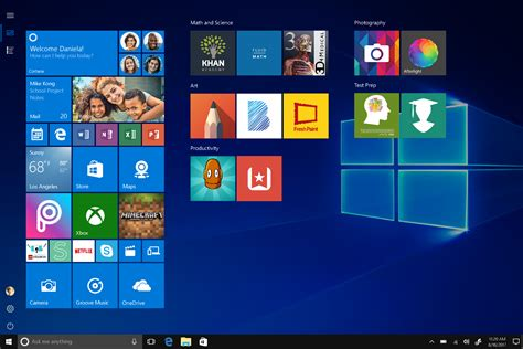 most up to date windows 10 version windows 10 s microsoft windows boss terry myerson on the