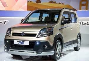 Suzuki Models List Maruti Wagonr Crossover India Launch Price Specs Images