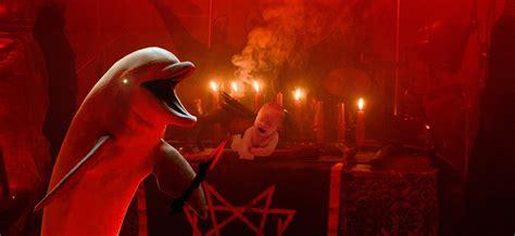 illuminati satanic proof that dolphin illuminati worship satan