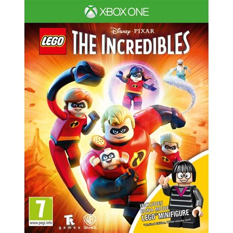 Ps4 Lego Videogame Reg 2 Ori lego the incredibles with mini figure xbox one great savings on these pre order