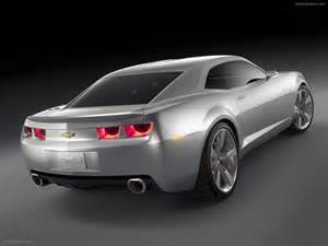 2008 Chevrolet Camaro Chevrolet Camaro Concept 2008 Car Picture 013 Of