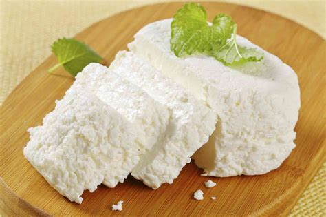 ricotta vs cottage cheese ricotta recipe dishmaps