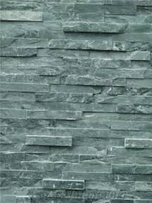 green rustic decorative stone wall tiles green slate