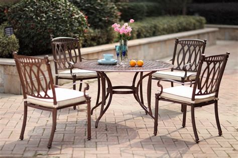 how to clean aluminum patio furniture lacabrera org