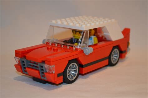 Lego Car lego ideas classic car