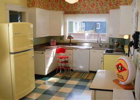 retro kitchen designs 27 retro kitchen designs that are back to the future