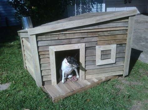 dog house built out of pallets build a dog house out of pallet pallets designs