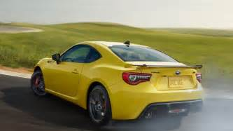 Subaru Brz Yellow Subaru Finds Its Inner Bumblebee With The Brz Series Yellow