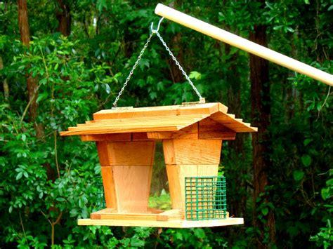 Wooden Feeders wooden gazebo bird feeder unique bird feeder