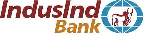 Indusind Bank Letterhead Indusind Bank Customer Care Toll Free Helpline Numbers