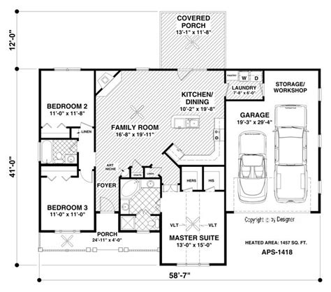 westfield floor plan the westfield 3059 3 bedrooms and 2 5 baths the house designers