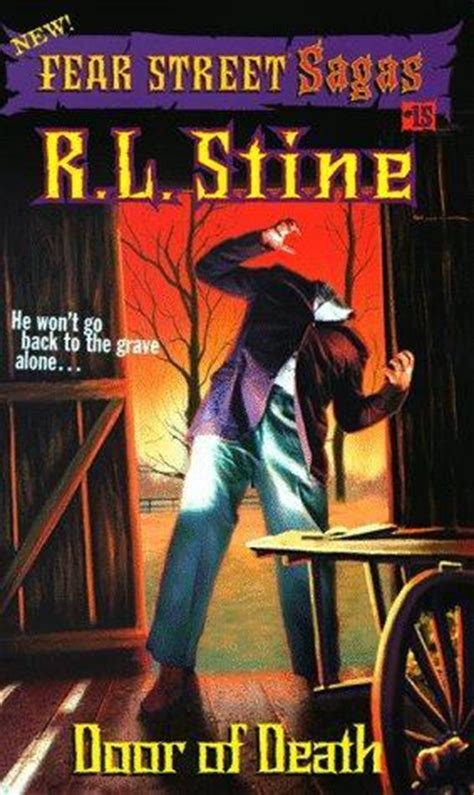Fear Rlstine The door of fear sagas 15 by r l stine reviews discussion bookclubs lists