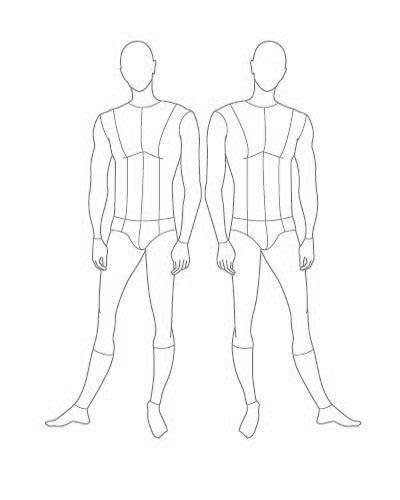 fashion design templates male google search fashion