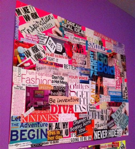 design a dream board vision board inspiration start with attracting your goals