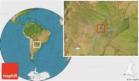 el paso maps satellite satellite location map of paso de patria