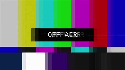 smpte color bars smpte color bars tv air distorted tv transmission