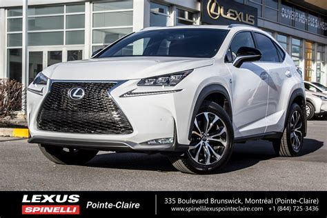 lexus nx 2017 used 2017 lexus nx 200t f sport series 2 for sale in
