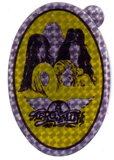 Autoaufkleber 70er Jahre by Aerosmith Original Auto Aufkleber 70er Jahre Patch