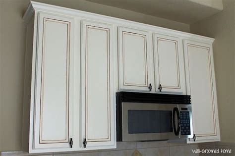 paint and glaze kitchen cabinets kitchen cabinets painted with chalk paint and glaze