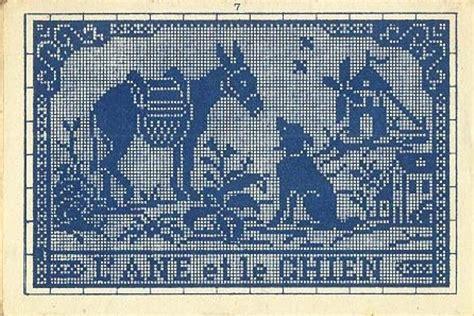 antique pattern library cross stitch 14 best patterns book bibliotheque dmc 3rd series