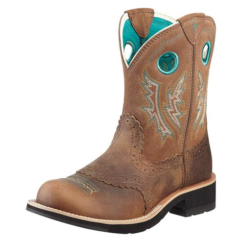 ariat womans boots ariat womens fatbaby boots d d outfitters