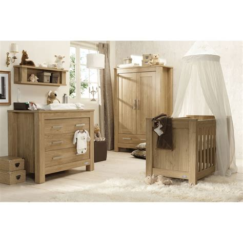 Babystyle Bordeaux 3 Piece Nursery Furniture Set 3 Nursery Furniture Sets
