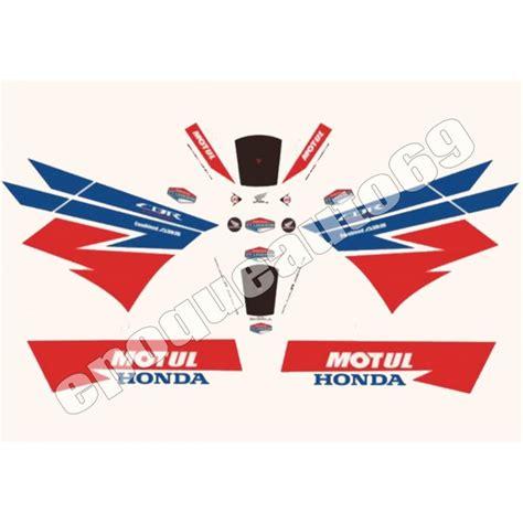 Sticker Honda Legenda by Kit Autocollants Stickers Honda Cbr 1000 Rr Tt Legends