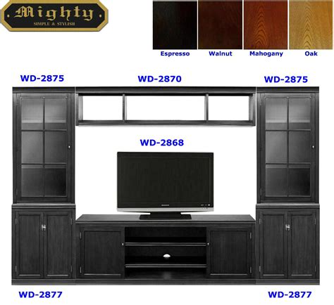 wooden home theater built in entertainment center tv