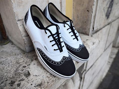 oxford vans shoes vans era lo pro wingtip oxford sneakers on the hunt