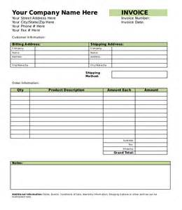 premium template free simple blank invoice template hardhost info
