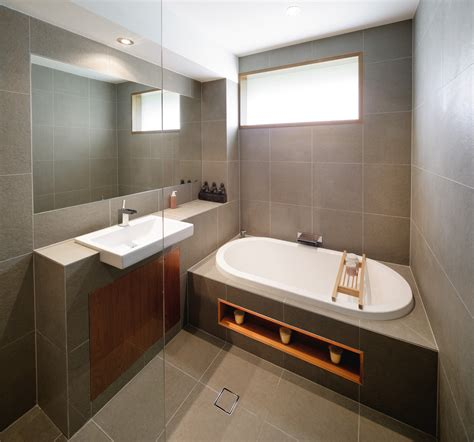contemporary bathroom renovation completehome