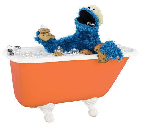 monsters in the bathroom cookie monster on twitter quot me woke up dis morning very