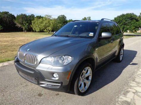 2009 bmw x5 xdrive48i buy used 2009 bmw x5 xdrive48i 48i pano roof navigation